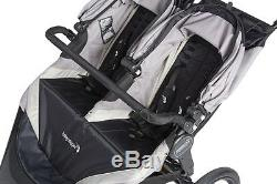 Baby Jogger - Poussette De Jogging Double Tout Terrain Summit X3 - Double