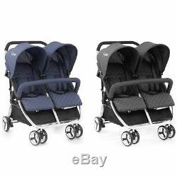 Babystyle Oyster Twin Bébé / Enfant Poussette / Poussette / Naissance Buggy À 20kg
