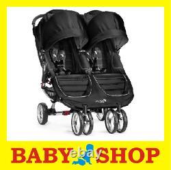 Bébé Jogger City Mini Double Wózek Twin Poussette Kinderwagen Passeggino