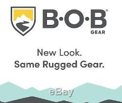 Bob Revolution Flex 3.0 Duallie Double Bébé Poussette Double Graphite 2020 Noir