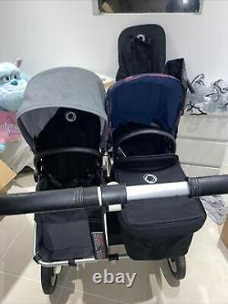 Bugaboo Donkey Duo/double/twin Buggy