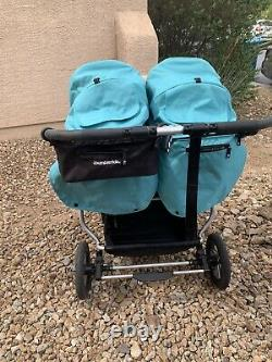 Bumbleride Indie Twin Poussette