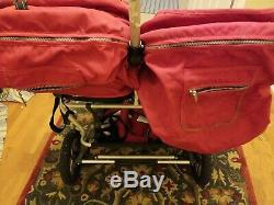 Bumbleride Indie Twin Ruby Standard Poussette