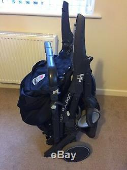 Cam Twin Pulsar Italian Double Pushchair Marque New- £ 1100/8 Articles