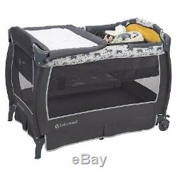 Chicco Cortina Double Poussette Pliable Baby Trend Double Playard Set Voyage