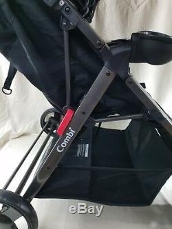 Combi Léger Double Unique Système De Voyage Pleine Taille Double Parapluie Poussette C