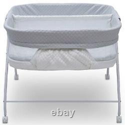 Double Rolling Bassine Pliable Twins Compact Portable Sleep Nursery Newborn