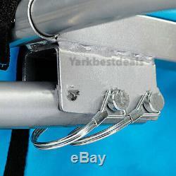 Enfants Vélo 2in1double Remorque / Jogger Withbrake Twins Convertir Poussette Pliable