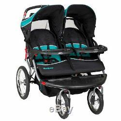 Expédition Baby Trend Jogger Pour Des Jumeaux 2 Tout-petits Bébés Sièges Poussette