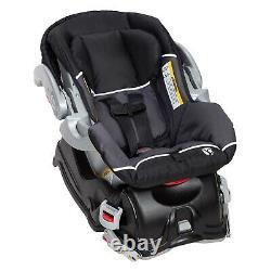 Garçon Ou Fille Combo Deluxe Twins Set Poussette Bébé Voiture Seat Balancelle Pack Jeu