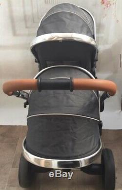 Icandy Peach Truffe 2 Lits Jumeaux / Double Excéllent Car Seat Etat Neuf Boxed Cot