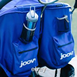 Joovy Scooter X2 Twin Poussette Double Côte À Côte, Bleu