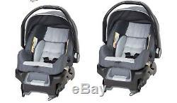 Poussette Double Sit N 'stand Boy Support 2 Sièges Auto Et 2 Bases Système De Voyage Twins