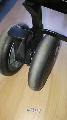 Poussette Maclaren Twin Techno-noire