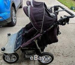 Runabout Double Trimode Valco Baby Double Poussette De Jogging Tout Terrain Non 699 $