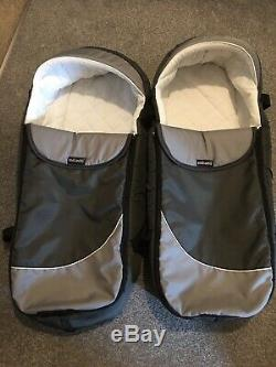 Twin Double Tandem Poussette / Poussette