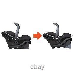 Twins Growing Combo Sets Baby Double Poussette Avec 2 Sièges D'auto Playard 2 Balançoires