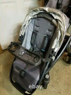 Uppababy Vista Double Poussette Twin Package