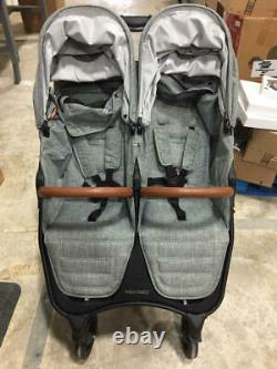 Valco Baby 2018 Snap Duo Trend Twin Double Poussette 2 Sièges Pliage Gris Marle